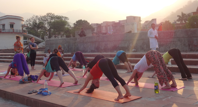 Ashtanga Is One Of The More Physically Demanding Types Yoga
