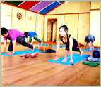 200 hours Yoga teachers certification in the Himalayas