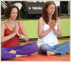 200 hr Yoga Teacher Training-HariOm International Yoga School, Sezzadio(AL)