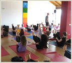 200 hr Yoga Teacher Training at Samasati