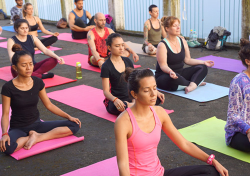 100-Asana Yoga Teacher Training Course, Rishikesh
