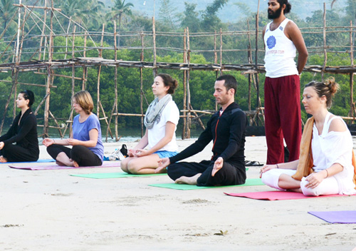 Ashtanga Yoga Teacher Training Thailand