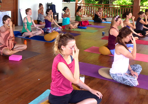 200 hour yoga teacher training in Bali