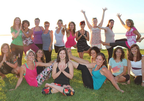 200 Hour Therapeutic Yoga Teacher Training
