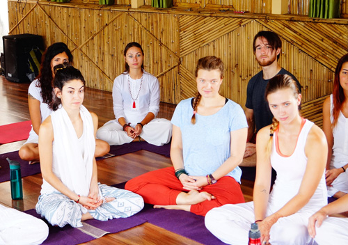 300 Hours Yoga Teacher Training In Rishikesh, from Ajarya, Rishikesh