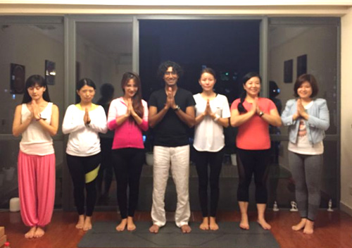 200 hour Yoga TTC certified by Yoga Alliance