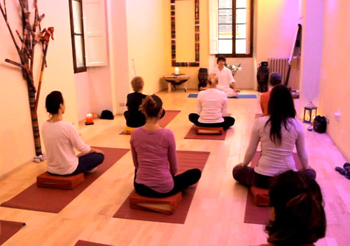 Yoga Teacher Training 200h