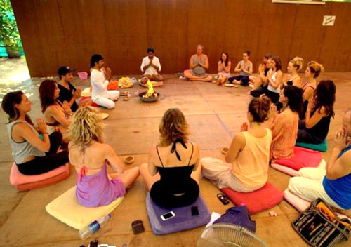 Kranti Yoga 200hr Yoga Teacher Training