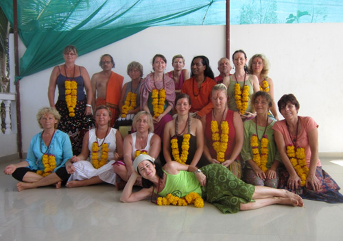 200 Hours Yoga Teacher Training Course in Goa