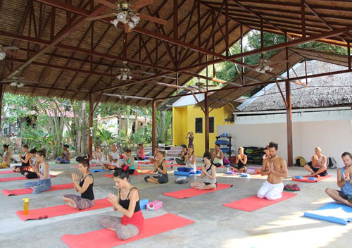 Non Dogmatic, Deeply Experiential & Heart Based TTC w/ volunteering in Koh Phangan, Thailand