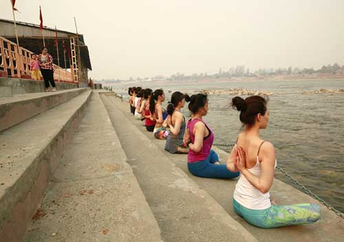100 hour Yoga Teacher Training Course in Rishikesh, Rishikesh