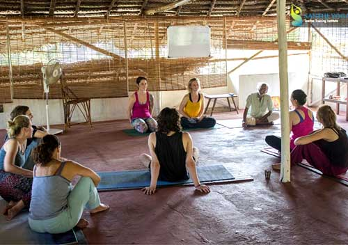 200 Hour Yoga Teacher Training Kerala