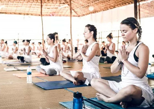 200 Hour One Month Intensive Vinyasa Yoga Teacher Training, Goa, India