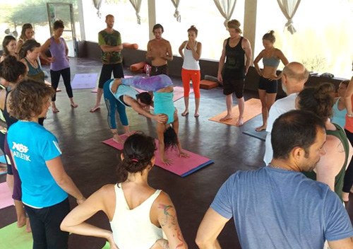 200 Hours Yoga teacher Training