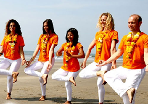 Traditional Hatha & Ashtanga Yoga Teacher Training Thailand