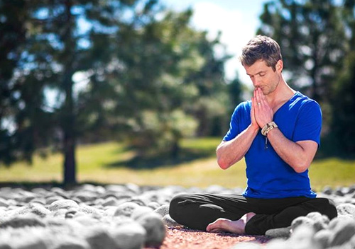 Dubai 5 Day Meditation Teacher Training with David Magone,
