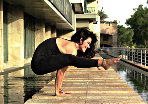 Dubai 300HR Vinyasa Yoga Teacher Training With Banyan Gallagher,