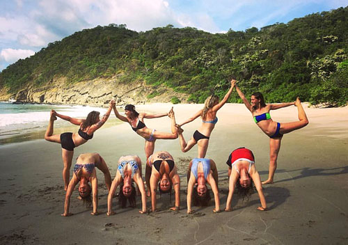 200 Hr Yoga Teacher Training, SanJuandelSur