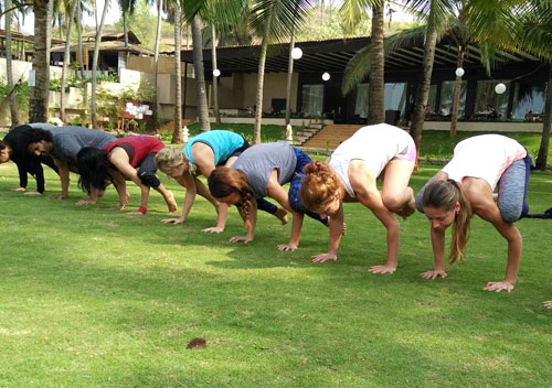 200 Hr Hatha Vinyasa Yoga Teacher Training Phuket, Thailand
