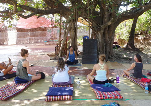 200 Hrs Yoga Teacher Training, Arambol