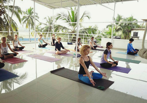 200 Hours Yoga Teacher Training in Goa