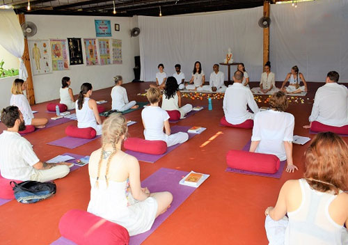 Vinyasa Flow Yoga Teacher Training Course