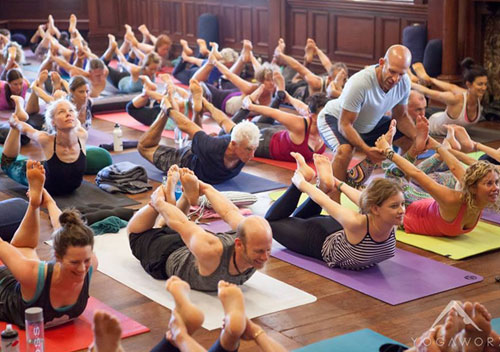 200 Hour Foundation Yoga Teacher Training with Les Leventhal