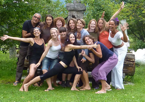 Tribe Level 1 Yoga Teacher Training in Thailand