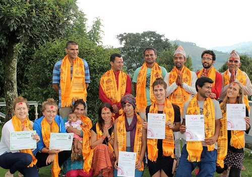 500 hours yoga alliance certified advanced yoga teacher training, kathmandu