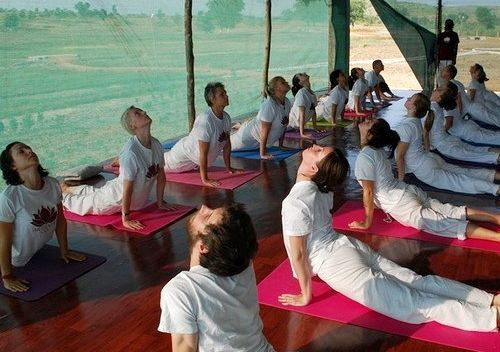 Arhanta Yoga Ashram 200 hour Yoga Teacher Training Course, Khajuraho