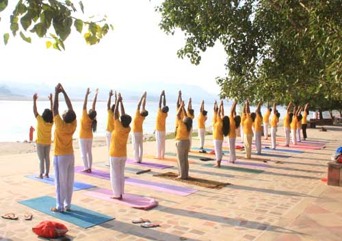 (COMBO) Yoga Therapy and Yoga Teachers training Teacher Training Course 200 Hrs, Indore,India