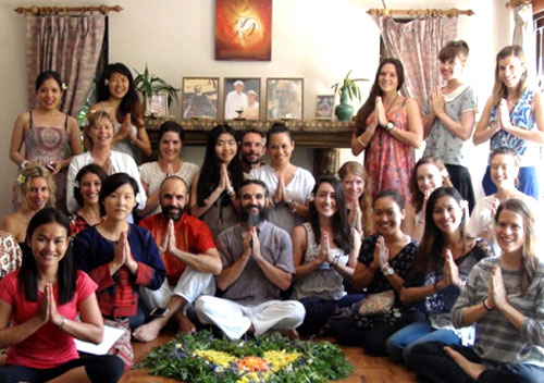 Yoga Teacher Training Course 200 hrs ( Yoga Alliance) - Summer 2013 - Chaing Mai, Thailand
