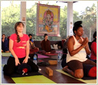 Tribe 200hr Yoga Teacher Training in Spain 2014