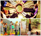 200 Hours YTTC yoga Alliance in the  foot hills of the himalayas, Dharamshala