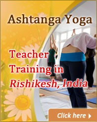200 hr Ashtanga Yoga Teacher Training in Rishikesh, India