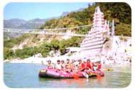 Yoga Ashram and Rishikesh
