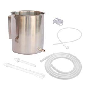 Stainless Enema Kit with...