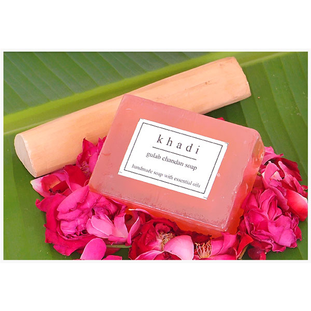 Rose - Sandal Soap