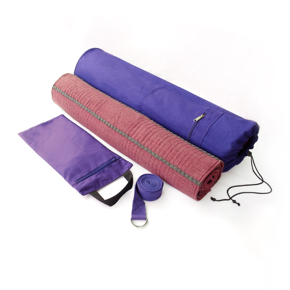 Complete Yoga Kit with all Yoga Essentials