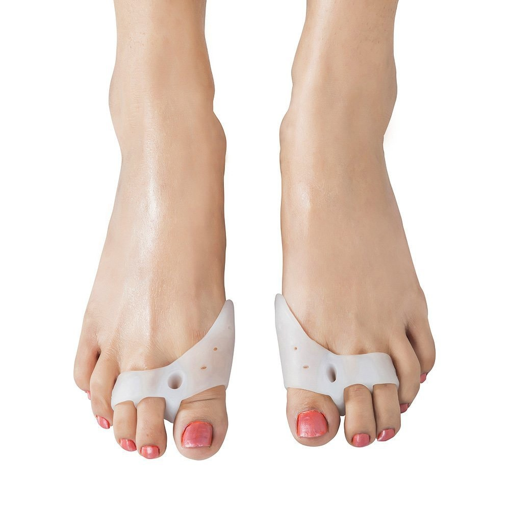 Gel Bunion Guard - Three Toe Separator
