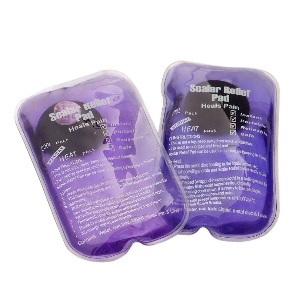 Hand Warmer Gel Pads - Set of 2