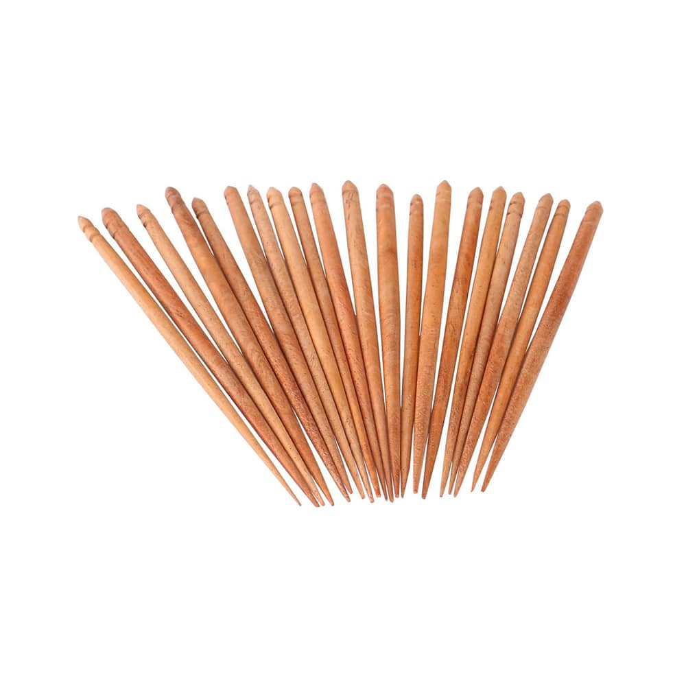 Handcrafted Neem Toothpicks - Set of 50