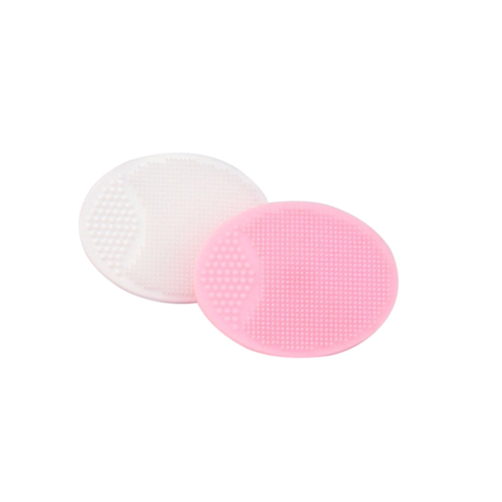 Silicone Face Exfoliator For Micro-Scrubbing - Set of 2