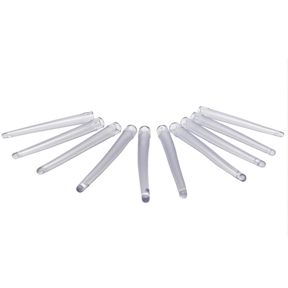 Enema Siliconized Nozzle Tip Set of 10