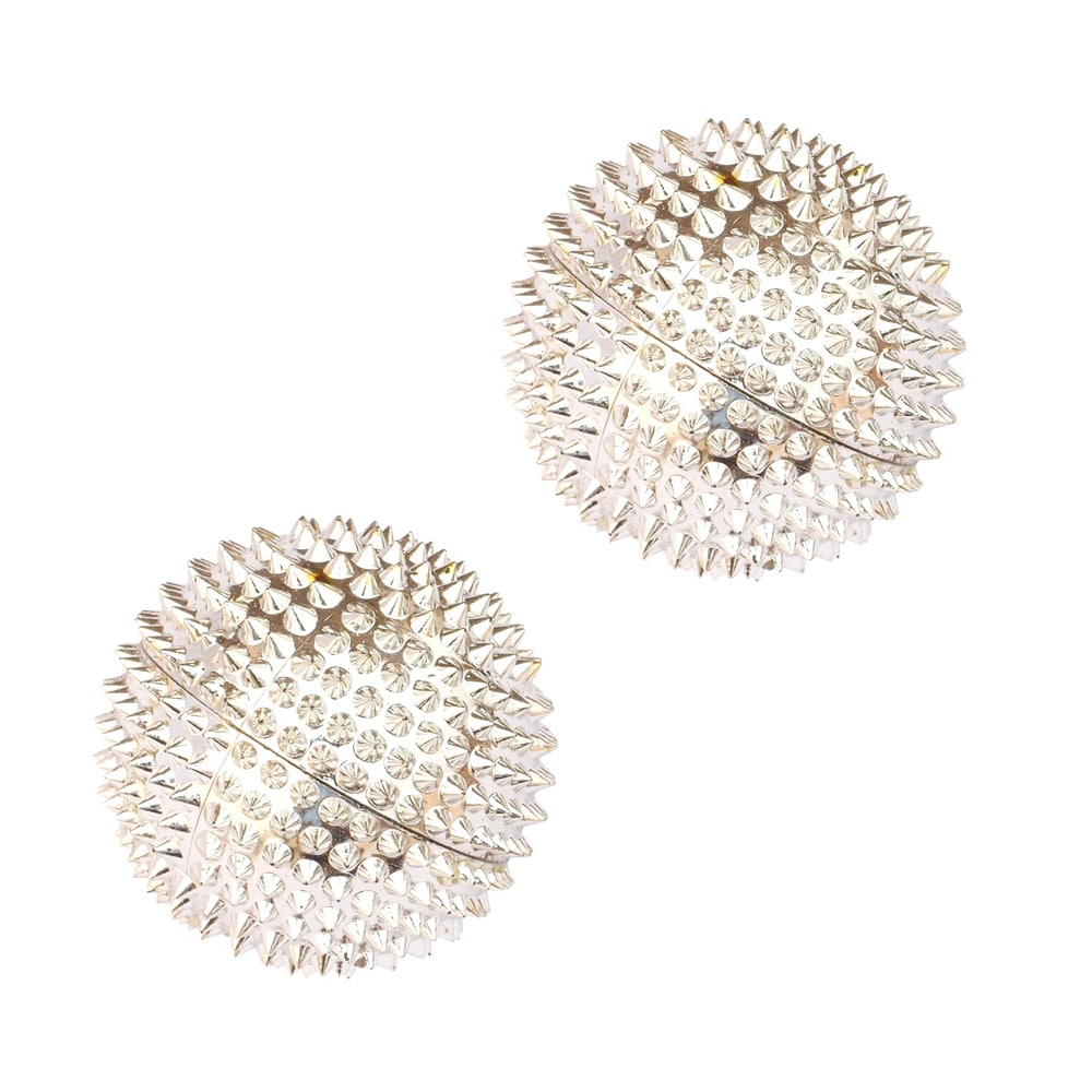 Spike Acupressure Balls - Set of 2