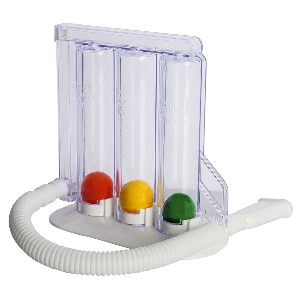 Spirometer (Lung Exerciser)