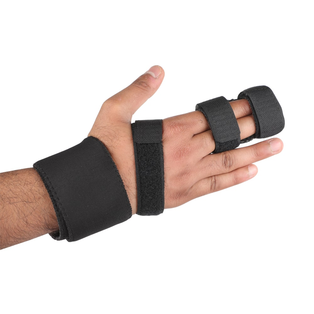 Two Finger Splint Brace