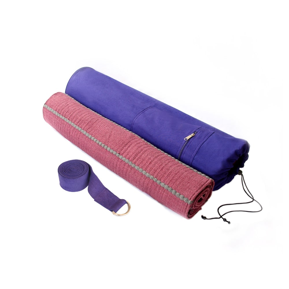 Complete Yoga Kit Without Yoga Sand Bag