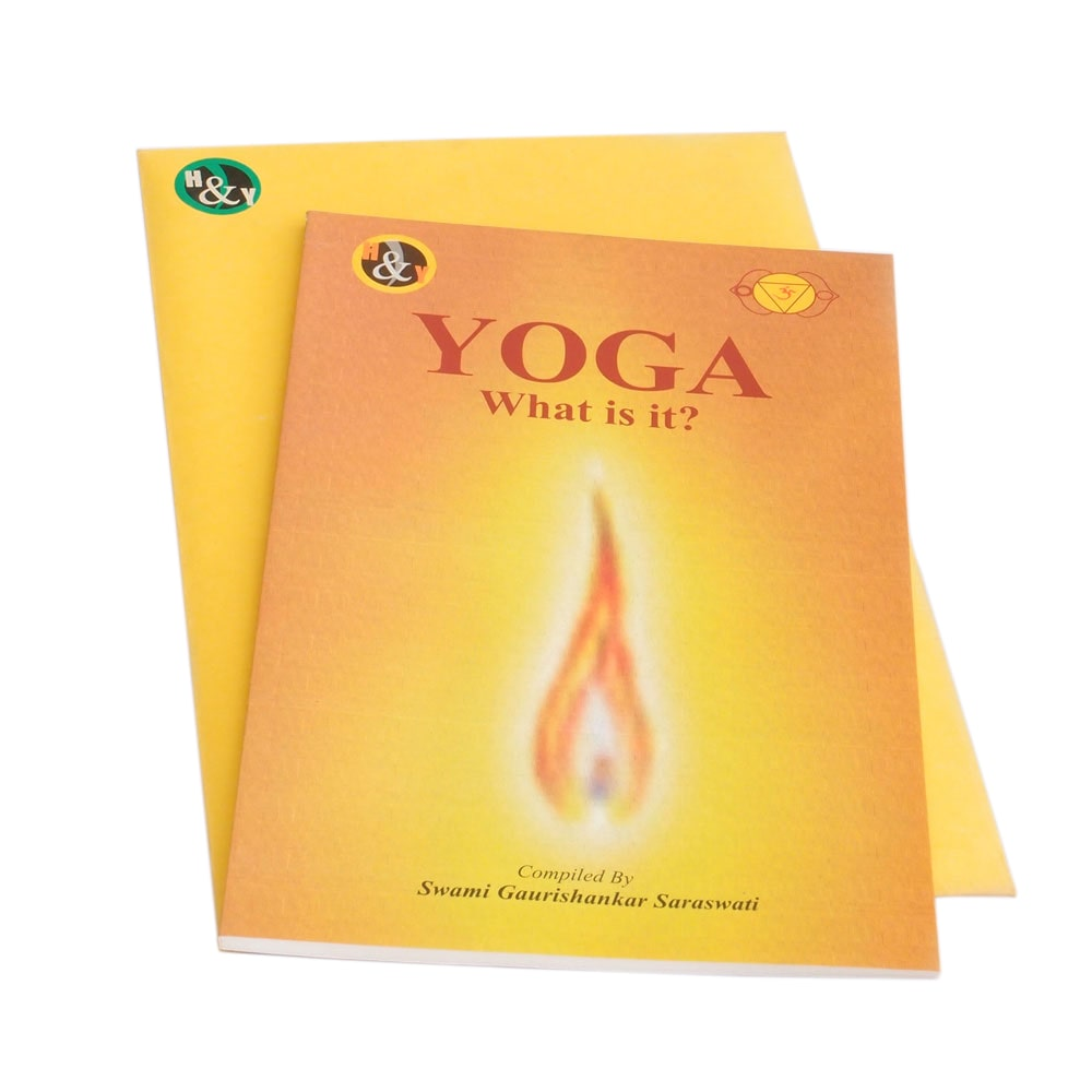 Yoga - What is it? - Soft Copy