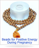Mala Beads for Pregnancy Health
